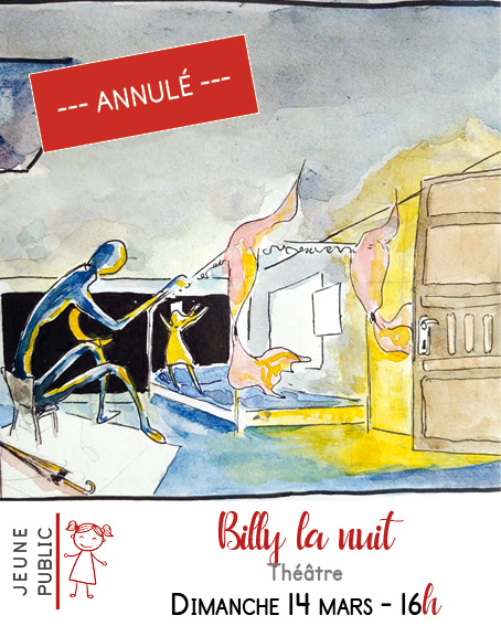 Billy, la nuit